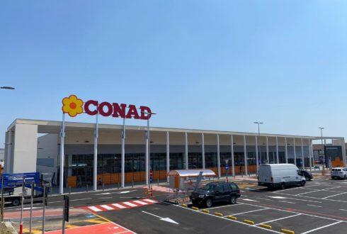 Nuovo Supermercato CONAD di TRAVERSETOLO